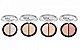 Iluminador Facial DUO Highlighter Ruby Rose - opções 4 cores - Imagem 4