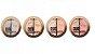 Iluminador Facial DUO Highlighter Ruby Rose - opções 4 cores - Imagem 3