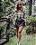 Tricot Fashion Love Cinza - Imagem 2