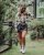 Tricot Fashion Love Cinza - Imagem 3