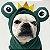 Moletom para Cachorros Príncipe Sapo - Imagem 5