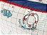 Cama Retangular para Cachorros Marítima - Imagem 4