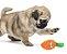 Brinquedo para Cachorros Pelúcia Cenoura - Imagem 2