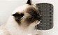 Auto Escovamento com Catnip para Gatos Cinza - Imagem 4