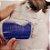 Auto Escovamento com Catnip para Gatos | Azul - Imagem 1