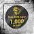 1.000 Adesivos Personalizados 4x4cm Redondo - Imagem 1