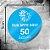 50 Adesivos Personalizados 5x5cm Redondo - Imagem 1