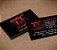 500 Cartões de Visita 4x4 (Frente e Verso Coloridos) + VERNIZ LOCALIZADO - Imagem 2