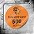 500 Adesivos Personalizados 8x8cm - Imagem 1
