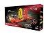 Pista Desafio Duplo Looping 360 Piston Cup McQueen Carros Disney Toyng - Imagem 2