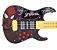 Guitarra Elétrica Homem Aranha com Luzes - Toyng - Imagem 3
