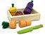 Kit legumes com corte - 4 peças - Imagem 1