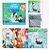 Etiquetas Flash Stickers - O Patinho Feio - Imagem 1