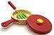 Panela frigideira com espátula - Imagem 1