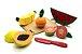 Kit frutinhas com corte - 5 unidades - Imagem 1