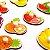 Encaixe frutas com pinos - Imagem 3