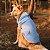 Casaco de moletom azul para cães e gatos   Sky - Imagem 2