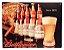 Quadro Budweiser cerveja imp. 41 cm x 31 cm - Imagem 1