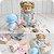 Alice Elefantinho - Bebê Reborn - Imagem 3