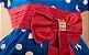 Vestido Galinha Pintadinha   Laço vermelho 1689 - Imagem 2