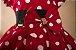 Vestido Minnie vermelha com Bolas Brancas  - Imagem 6
