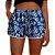 Short Praia Feminino UseThuco Floral Azul e Branco - Imagem 1