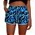 Short Praia Feminino UseThuco Mosaico Azul - Imagem 1