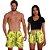 Kit Shorts Casal Masculino e Feminino Bob Esponja Use Thuco - Imagem 2