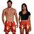 Kit Shorts Casal Masculino e Feminino La Casa de Papel Use Thuco - Imagem 1