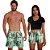 Kit Casal Dois Shorts de Praia Masculino e Feminino Ron Montilla Use Thuco - Imagem 1