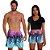 Kit Shorts Casal Masculino e Feminino Acid Use Thuco - Imagem 1