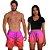 Kit Shorts Casal Masculino e Feminino Hotbaby Coleção Festas - Imagem 2