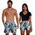 Kit Shorts Casal Masculino e Feminino Jack Daniels Use Thuco - Imagem 1