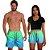 Kit Shorts Casal Masculino e Feminino Piscininha Amor Use Thuco - Imagem 2