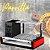 Parrilla Tomasi - Nelore-01 - de mesa/bancada - sem base - Imagem 2