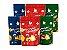 Kit 6 Snacks de Queijo Parmesão Desidratado - Imagem 1
