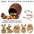 Tags Coelhinhos para Páscoa Personalizada em Kraft ou Color Plus - Imagem 1