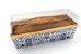Embalagem Forneável para Bolo Inglês - Azul - Imagem 1