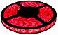 Fita LED - 5050 Vermelha - Rolo com 5 Metros - 14w  - 60 LEDs por Metro - IP65 (com Silicone) - 12V - Imagem 1