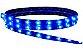Fita LED - 5050 Azul - Rolo com 5 Metros - 14w  - 60 LEDs por Metro - IP65 (com Silicone) - 12V - Imagem 2