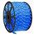 Mangueira LED Redonda Rolo com 100m Azul 220v  - À prova d'água  - Imagem 1