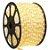 Mangueira LED Redonda Rolo com 100m Branco Quente 110v  - À prova d'água  - Imagem 1