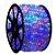 Mangueira LED Redonda Rolo com 100m Colorida 110v  - À prova d'água  - Imagem 1