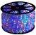 Mangueira LED Redonda Rolo com 100m Colorida 110v  - À prova d'água  - Imagem 2