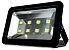 Refletor Holofote LED 400w Branco Frio - Imagem 1