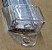 Calha com Lente Transparente para Barra de LED - 1 Metro - Imagem 2