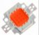 Chip LED - 10w - Para Reparo de Refletor - Vermelho - Imagem 1