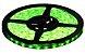 Fita LED - 3528 Verde - Rolo com 5 Metros - 4,8w  - 60 LEDs por Metro - IP65 (com Silicone) - 12V - Imagem 1