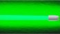 Lampada LED Tubular T8 18w - 1,20m - Verde - Imagem 1