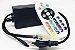 Controle Remoto WiFi para Mangueira Colorida - Chata - RGB - Bivolt - Imagem 1